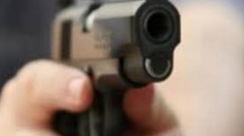The incident came to light after a neighbour, hearing gunshots, informed the police. (Representational image)