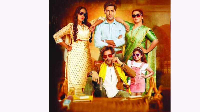 The problem with Family of Thakurganj is not the cast — which is excellent — but its insubstantial material with which the makers set out to achieve the impossible — a cohesive, believable film that knows precisely where it is headed.
