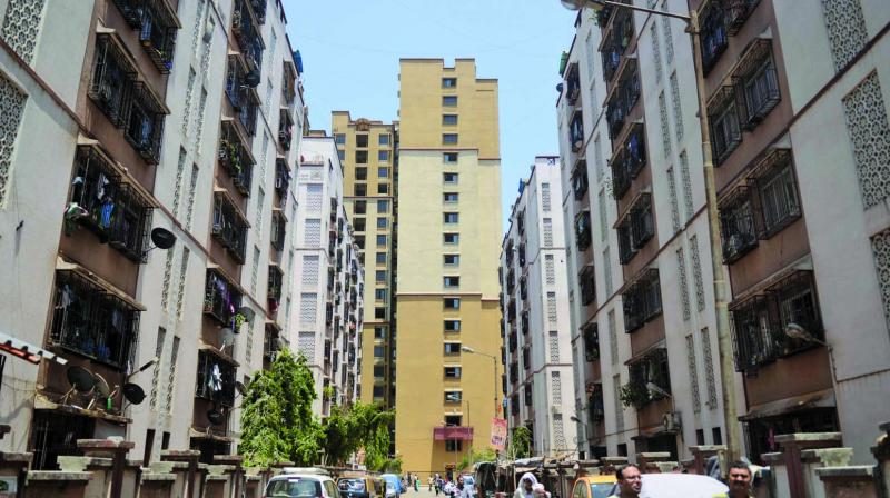 Maharashtra Housing and Area Development Authority (MHADA) has registered a police complaint against 13 private developers for failing to pay rent amounting to Rs 77 crore for 572 transit rooms transit homes allotted to them.