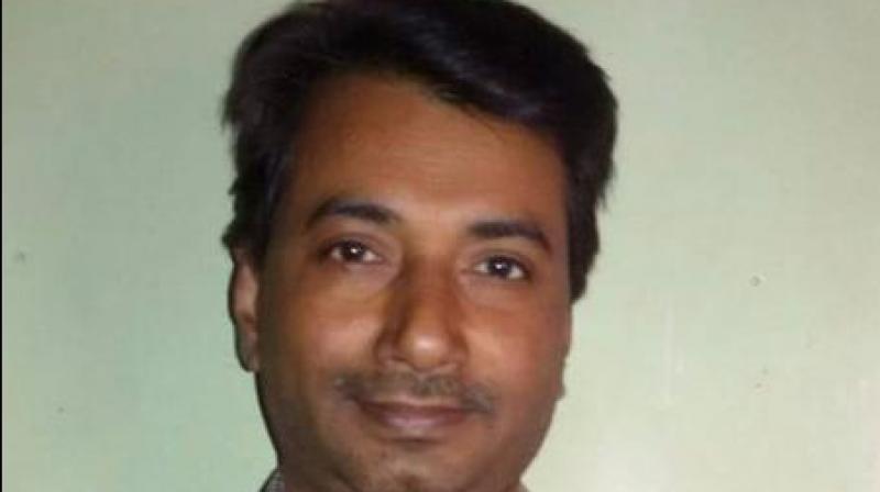 Murdered journalist Rajdev Ranjan. (Photo: File)
