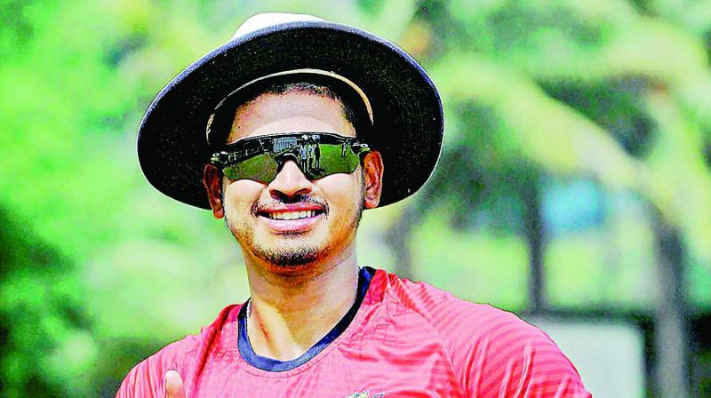 """The focus is on playing match by match, scoring runs and winning every match is my first priority. — Shreyas Iyer."