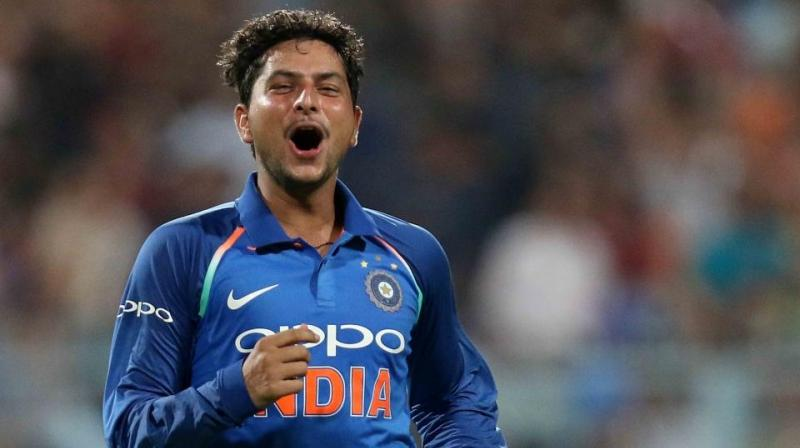 Kuldeep Yadav. (Photo: BCCI)