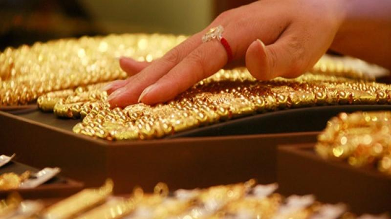 At present, there is a 10 per cent import duty on gold. (Photo: PTI)