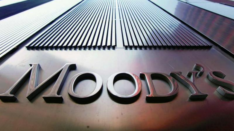 Moody's peer Fitch Ratings had last month cut the country's GDP growth forecast for 2019-20 fiscal year to 4.6 per cent and said growth would recover to 5.6 per cent in FY21.