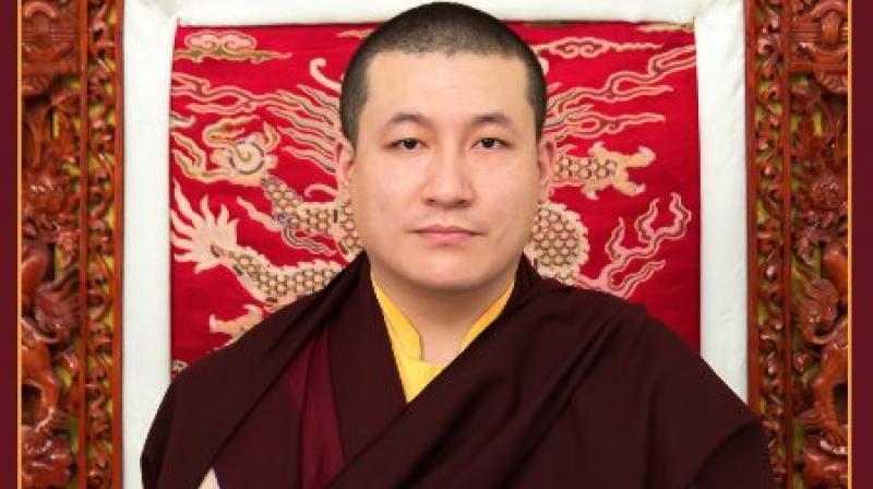 Karmapa Lama Thaye Dorje. (Photo: Twitter | @karmapaorg)