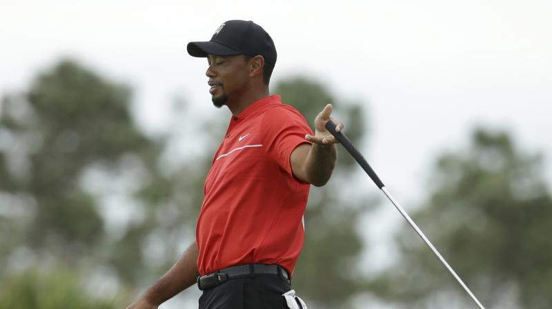 Tiger Woods, who is second on the all-time list with 14 major titles, said he cooperated with police and wanted to thank the Jupiter Police Department and the Palm Beach County Sheriff's office for their professionalism. (Photo: AP)