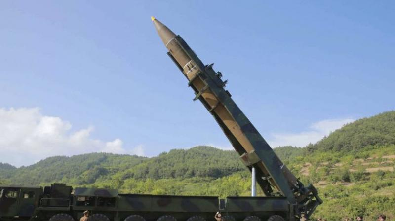 The North's first ICBM test set off global alarm over the nation's weapons capabilities and a push by the US to impose more UN and bilateral sanctions, with the US Senate passing new bipartisan sanctions on Pyongyang on Friday. (Photo: Representational/AP)