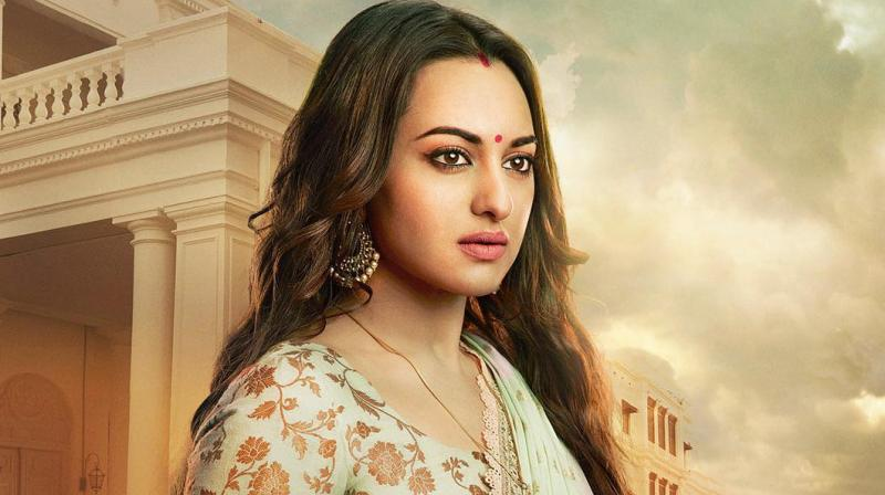Sonakshi Sinha in Kalank. (Photo: Instagram)
