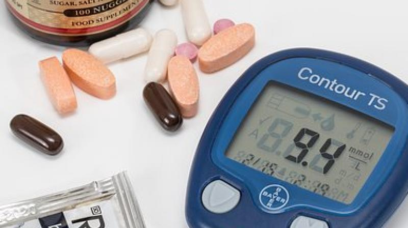 The HbA1C level reflects the person's average blood glucose level for the last several months. (Photo: Pixabay)
