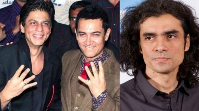 Imtiaz Ali has worked with Shah Rukh Khan, but is yet to collaborate with Aamir Khan.