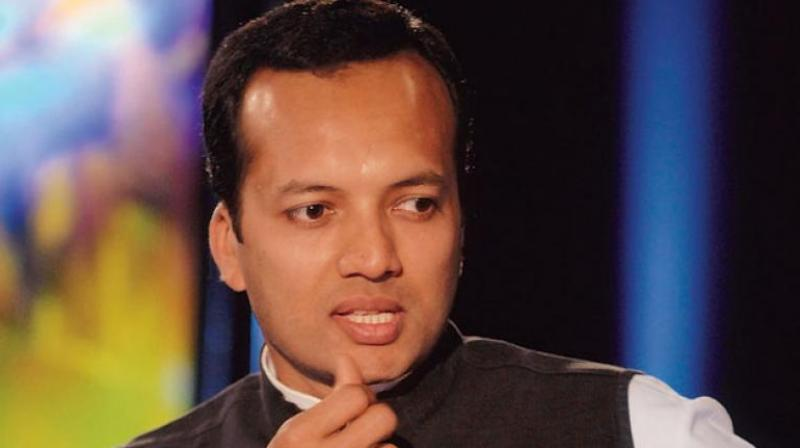 Industrialist Naveen Jindal. (Photo: PTI)