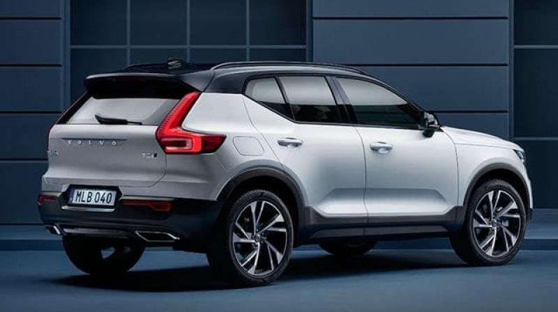 Swedish luxury car maker Volvo Cars on Wednesday launched its entry level SUV XC40 in India at an introductory price of Rs 39.9 lakh.