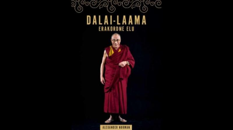 Cover page of 'The Dalai Lama: A Remarkable Life'