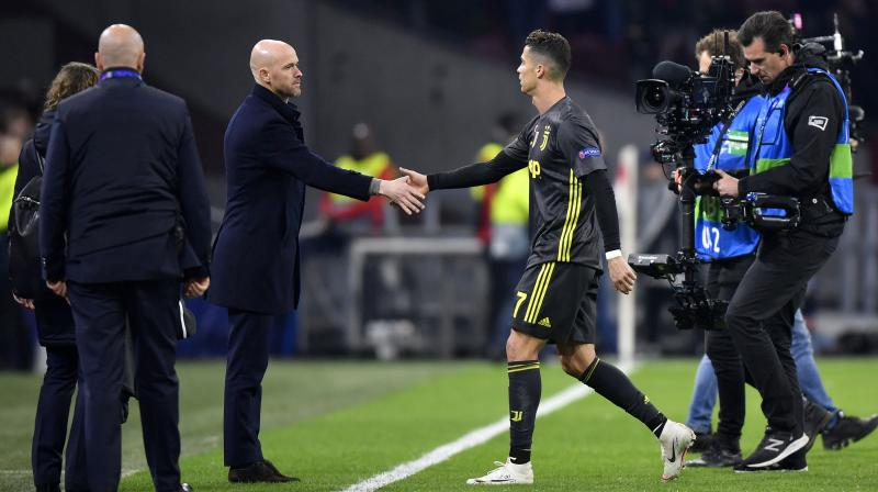 The coach said he was confident his team could pull off another upset after eliminating holders Real Madrid in the round of 16. (Photo: AP)