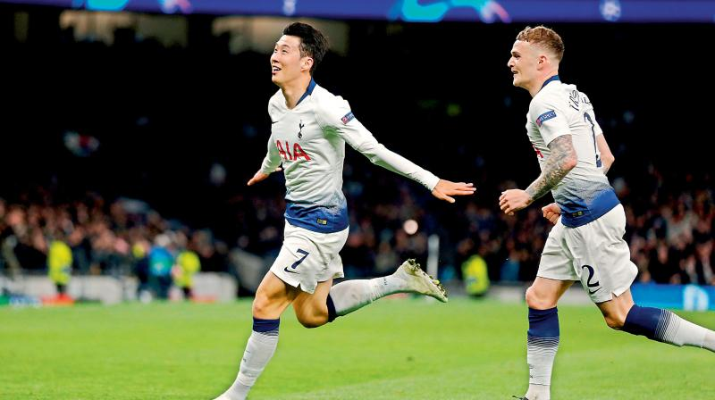 Tottenham's task has been made harder by injuries to Kane and Dele Alli. Kane is likely to miss the rest of the season after the striker suffered yet another ankle ligament injury in the first leg against City, while England midfielder Alli is a doubt after fracturing his hand in the same match. (Photo: AP)
