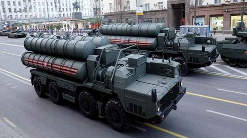 Indian diplomatic sources say discussions with Russia for the S-400 missiles have been on for a decade and the 'US is aware of the reasons India wants this'. (Photo: ANI)