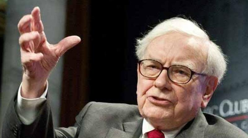 Berkshire said it owned 537,300 Amazon shares worth about USD 1.02 billion as of June 30. (Photo: AP)