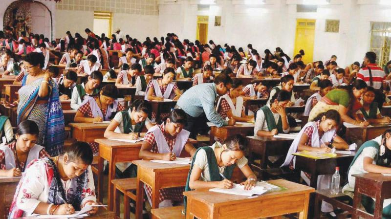 Parents have submitted a petition to both MSBSHSE and CM to restore the internal assessment system. (Representational image)