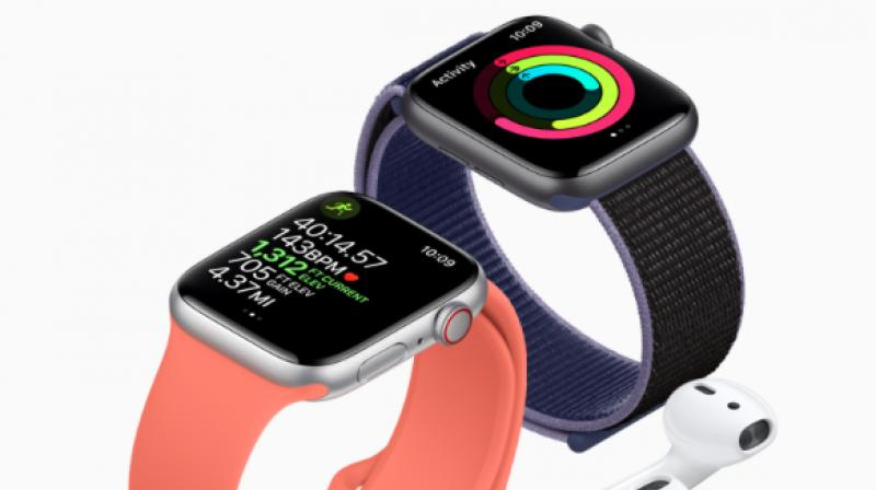 The Apple Watch has support for running applications like Nike Run Club, Adidas Runtastic and Strava, along with its native Activity app.