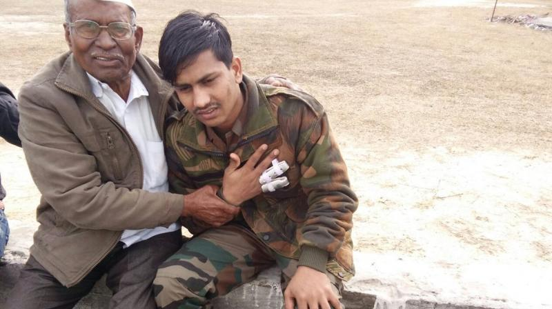 The soldier, from 37 Rashtriya Rifles, had gone missing on September 29, 2016, after he