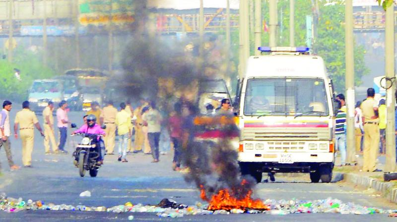 On August 28, police arrested five more Left-wing activists in connection with the Bhima Koregaon violence. (Photo: File)