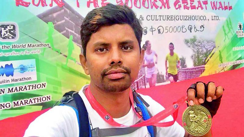 Vijay Mantri returned to running after a long gap, which he says is a meditative experience.