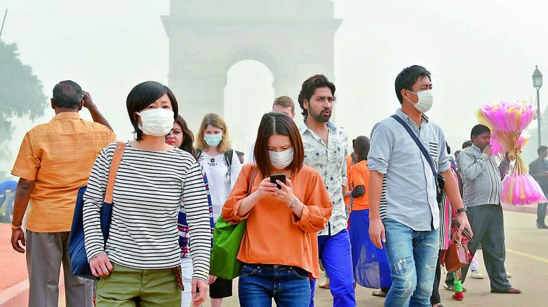 More monitoring stations need to be set up urgently; this will help improve measurement of air pollution.