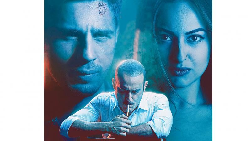 Still from the movie Ittefaq