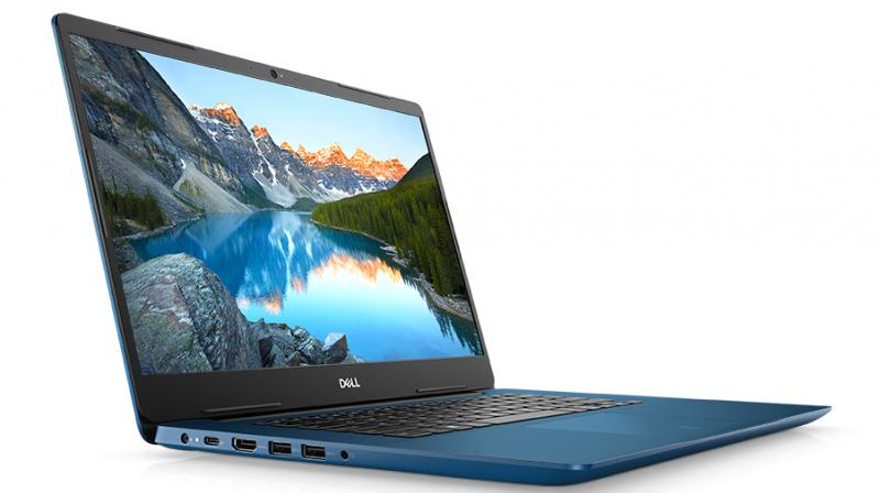 Lightweight notebooks from Dell have been increasing in demand; the new Inspiron variants have a starting weight of 1.48 kilograms.