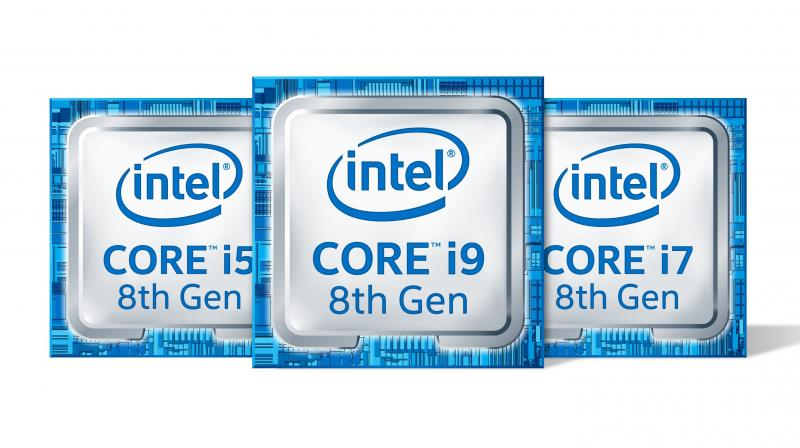 The latest 8th-Gen Intel Core i9, i7 and i5 processors for laptops are based on the Coffee Lake platform.