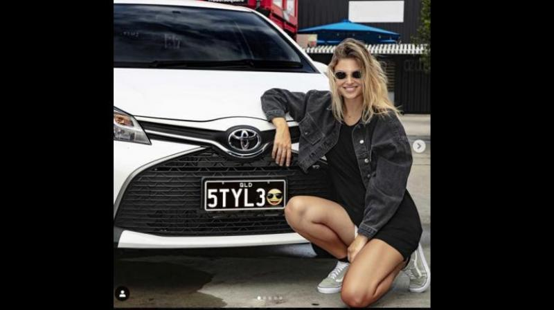 Queensland resident Laura McKee has already put her order in for the new look plates. (Reprsentational Image/ instagram.com/personalisedplatesqld)