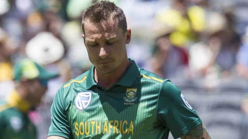Cricket South Africa on Wednesday said Dale Steyn is not 'medically ready' to be named in the T20 squad to face India. (Photo:AFP)