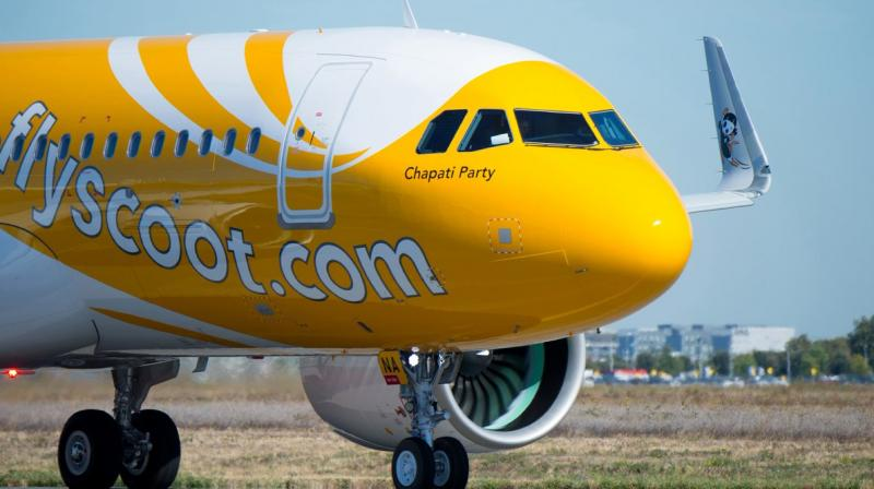 'Singapore-bound Scoot Airways flight TR 567 flying from Trichy (Tamil Nadu) made an emergency landing at Chennai airport after the pilot detected smoke in the aircraft cargo at around 3:40 am today. The pilot had requested an emergency landing, which was granted by the ATC,' an airport official said. (Photo: FIle)