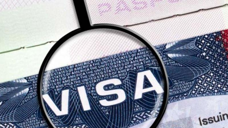H-4 visa is issued to the spouse of H-1B visa holders, a significantly large number of whom are high-skilled professionals from India.