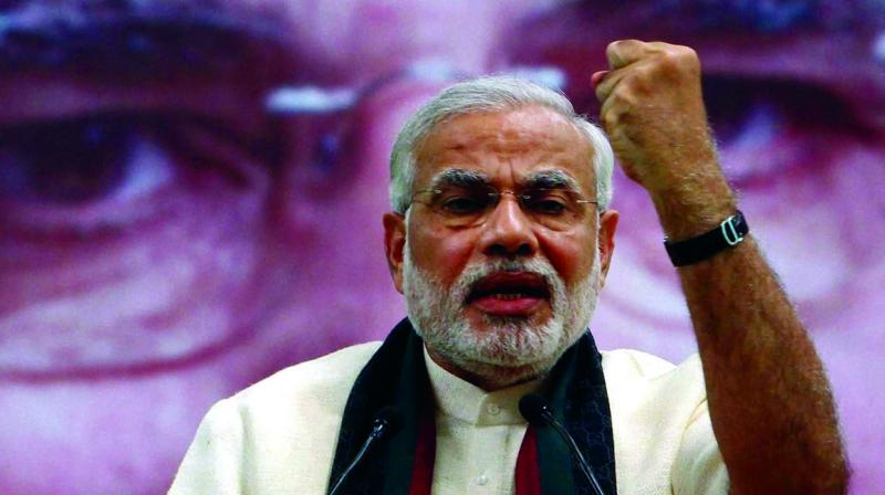 Narendra Modi (Photo: PTI)