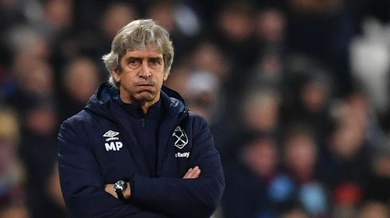 West Ham United sacked manager Manuel Pellegrini on Saturday after a 2-1 home defeat by Leicester City put the Foxes' distant pursuit of Premier League leaders, Liverpool, back on track. (Photo: Twitter)