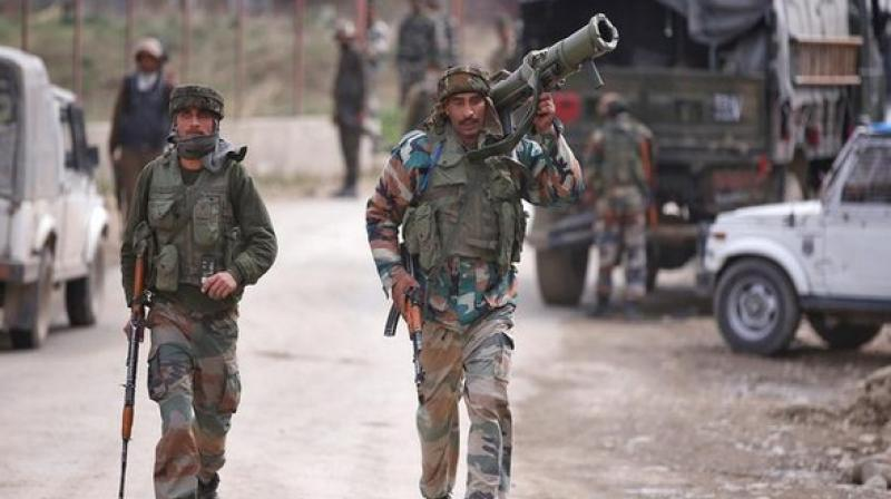 A senior Army official said that thrashing out funds requirement per annum will also help in its better utilisation for purchasing arms and ammunition. (Photo: Twitter | ANI)