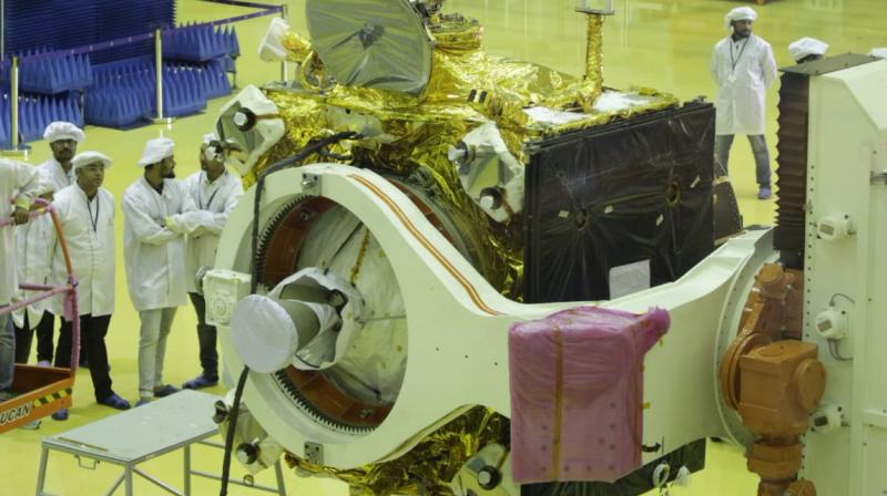 The Science of India's Chandrayaan-2 Mission to the Moon's South Pole