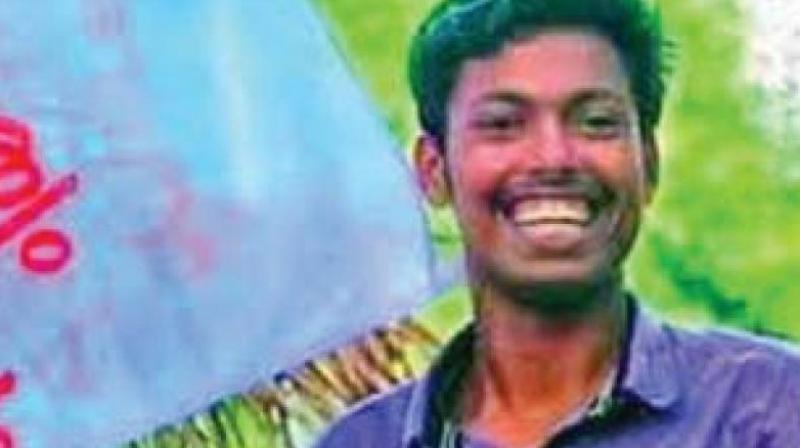 Abhimanyu, a second-year degree student at the college, was a resident of Vattavada in Idukki district and also a member of the organisation's Idukki district committee. (Photo: File)