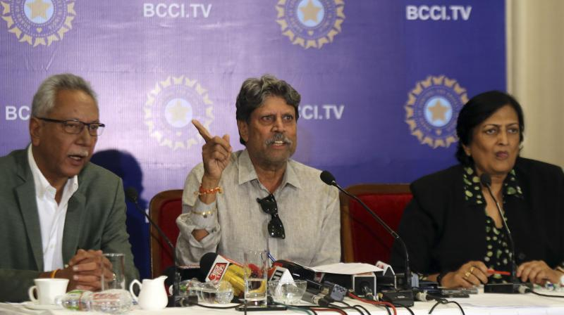 The selection of Ravi Shastri's coaching team will take place on Monday and the interviews for the batting, bowling and fielding coaches will be conducted by the national selection committee headed by MSK Prasad. (Photo: AP)