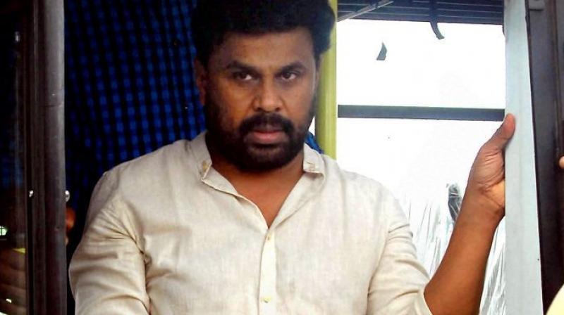 Dileep had featured in 'Kammara Sambhavam' earlier this year.