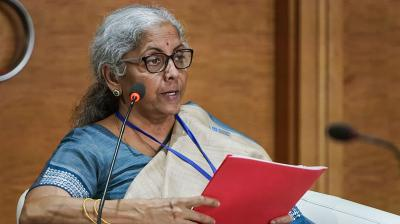 Nirmala Sitharaman stresses need to keep supply chains open for vaccine raw materials to combat COVID