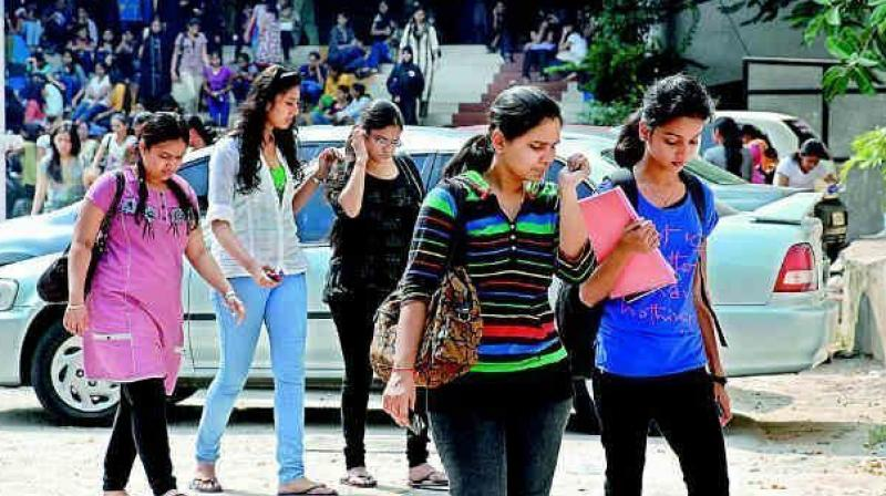 Officials said that while the intake capacity is 75,000 seats, only 50 per cent seats are filled and as students completing the course find very few takers in terms of placements, the course is not serving its purpose.