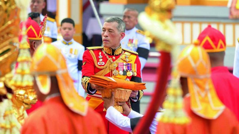 King Maha Vajiralongkorn will be crowned in a pageantry-laden ceremony. (Photo : File)
