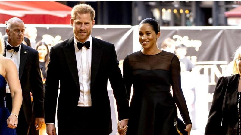 Since the birth of her baby, Meghan has been a hands-on mother. She is also leading a healthy lifestyle with regular yoga and a plant-based diet. (Photo: Instagram)