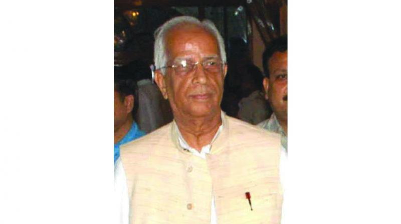 Keshri Nath Tripathi