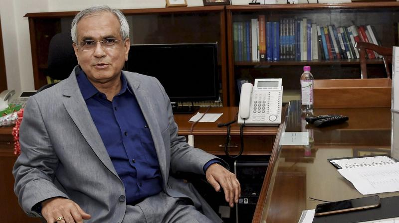 Niti Aayog Vice Chairman Rajiv Kumar. (Photo: PTI)