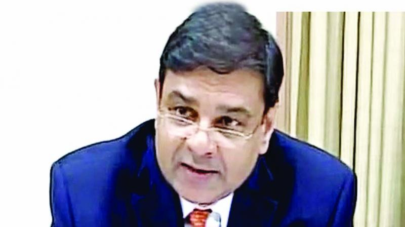 Patel completes two years in office as the RBI Governor.