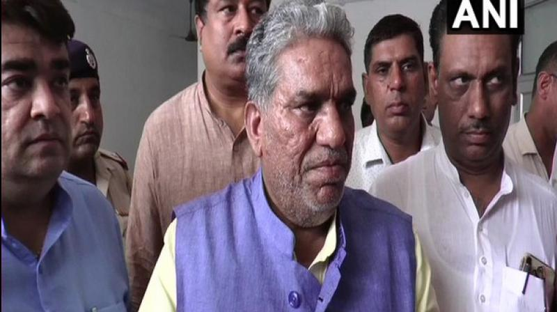 'A decision will be taken by the police commissioner after verification,' Haryana Jail Minister Krishan Lal Panwar said.
