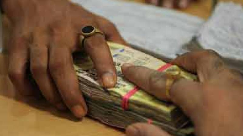 On November 8, 2016, the Centre had declared Rs 500 and Rs 1,000 notes as non-legal and introduced new Rs 500 and Rs 2,000 notes. (Photo: File | AFP)
